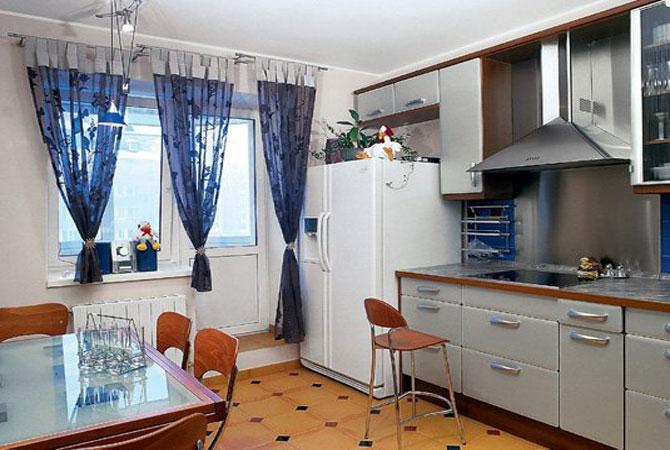 Сделать ремонт на кухне своими руками фото