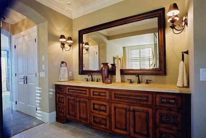 Ремонт видео ванны туалета