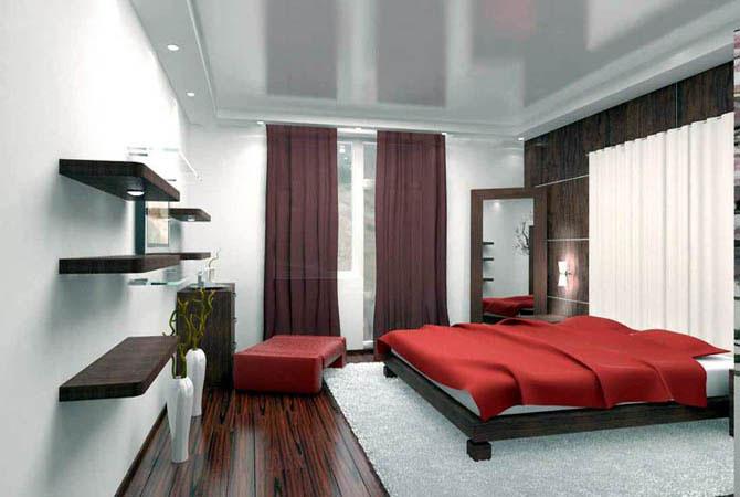 Дизайны малых комнат