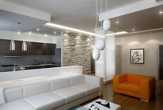 Нарисовать дизайн квартир