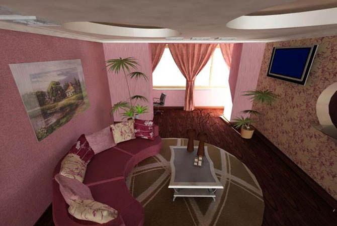 Сколько стоит дизайн проекта комнаты