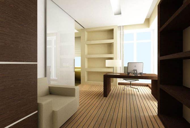 Примеры дизайна квартир и офисов, фото ремонта