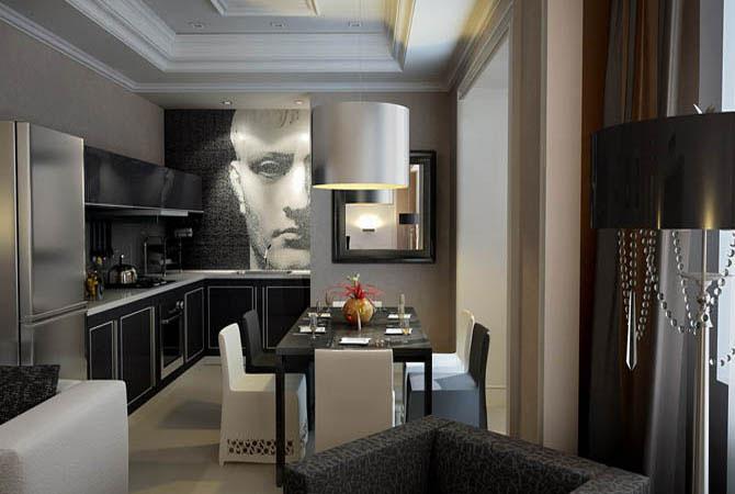 Фотогалерея ремонта квартир, коттеджей, санузлов и офисов