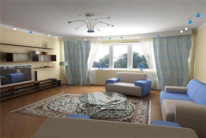 Отделка квартир, цены на внутреннюю современную отделку