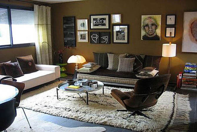 Италия интерьер квартиры фото