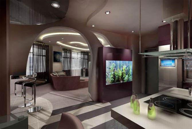 Ремонт однокомнатной квартиры 40 кв м в Москве Доступные